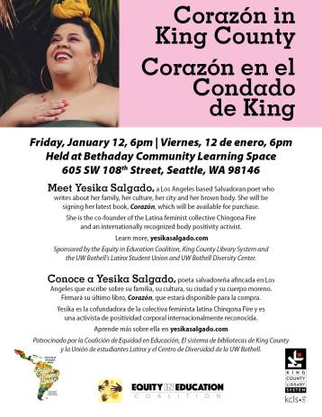 1 Bethaday Corazon in King County
